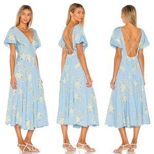 Free People Laura maxi dress